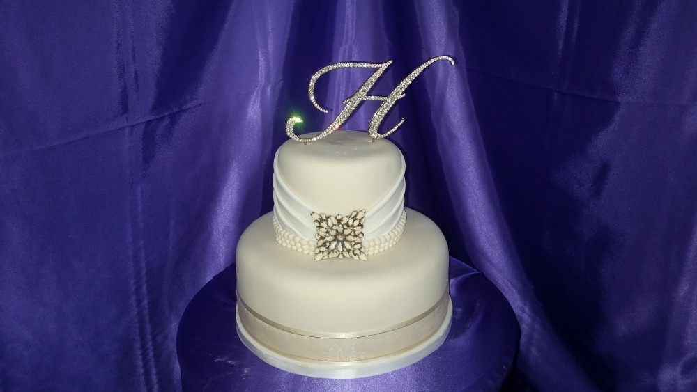 Budget Two Tier Cake