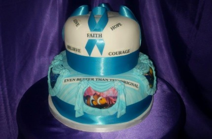 Cancer Survivor Cake
