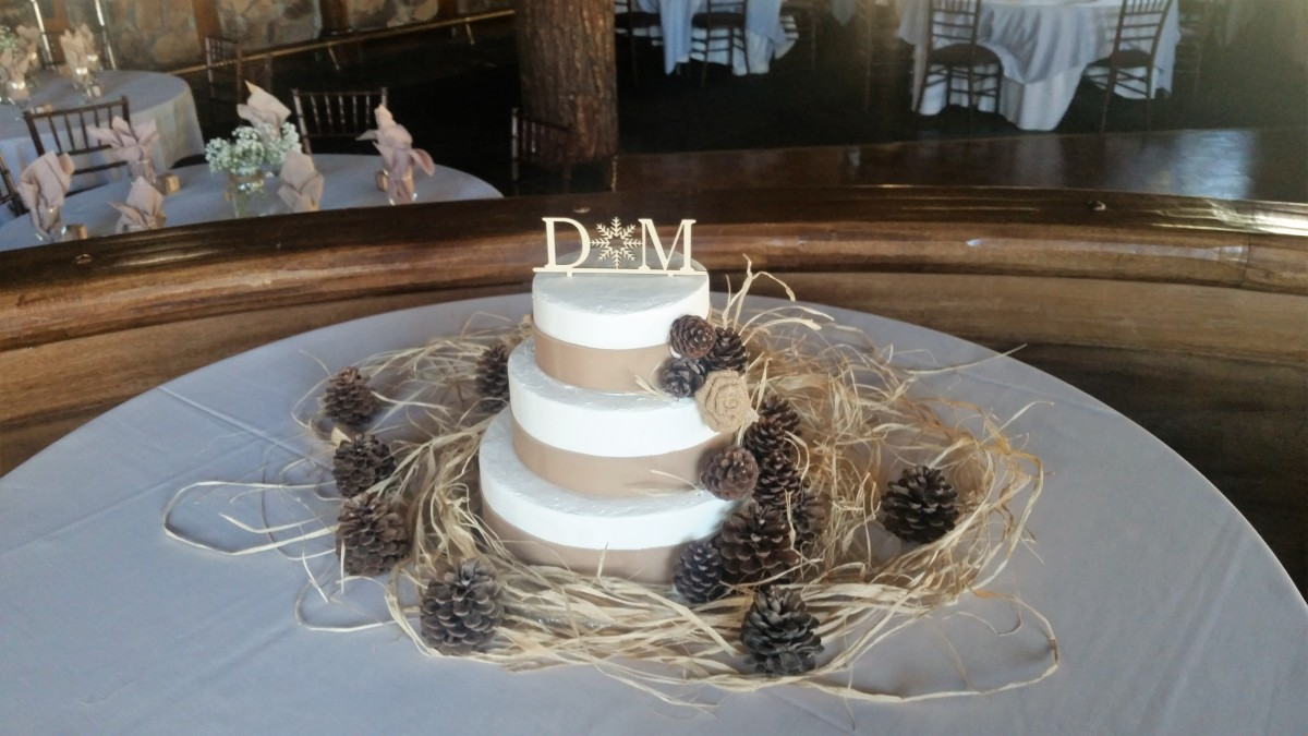 Country wedding cakes pictures - Country Wedding Cake