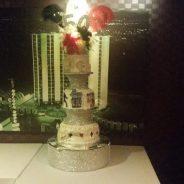 Las Vegas Theme Cake