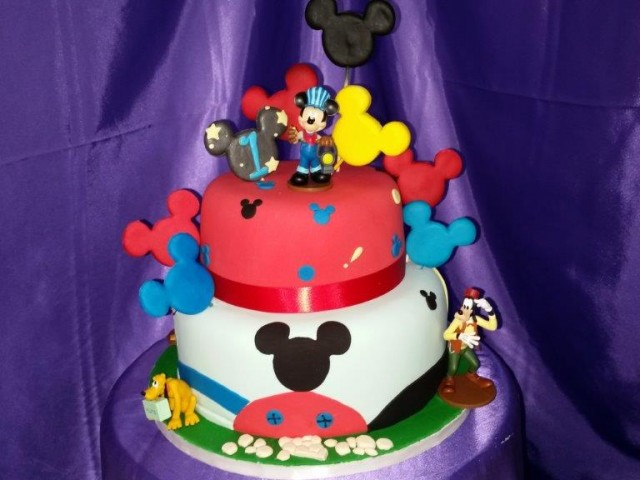 Micky Mouse Playhouse