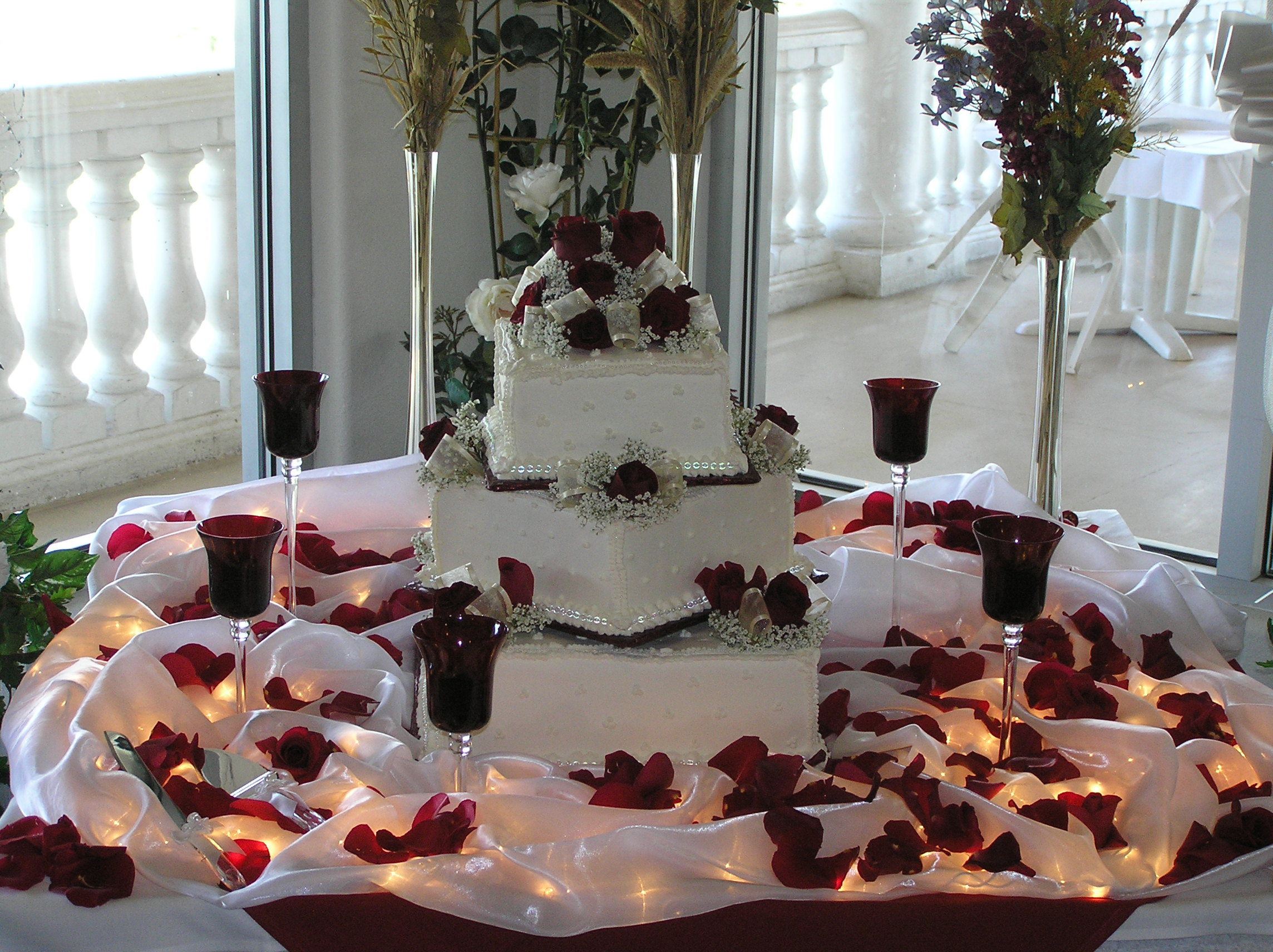 Wedding Cakes Mobile Al
