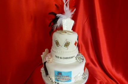 Enjoyable Las Vegas Cakes Cakes On The Move Birthday Cards Printable Benkemecafe Filternl