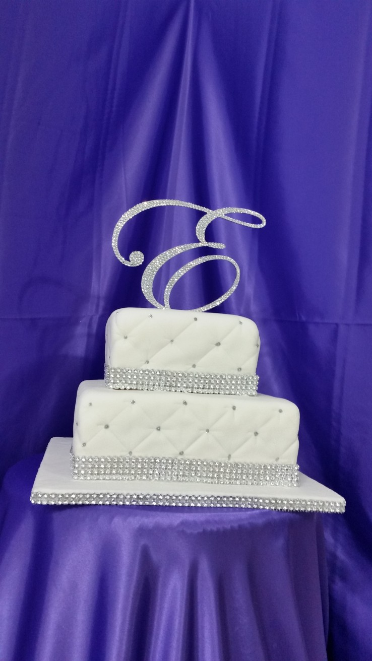 Bling Wedding Cakes | Cakes On The Move